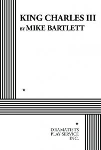 KING CHARLES III BY MIKE BARTLETT