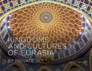 KINGDOMS AND CULTURES OF EURASIA