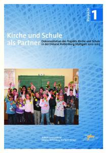 Kirche und Schule als Partner
