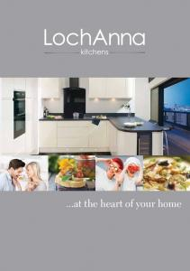 kitchens ...at the heart of your home