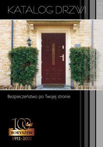 KLASA OPTIMA Charakterystyka drzwi