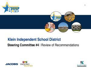 Klein Independent School District