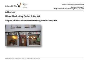 Kleve Marketing GmbH & Co. KG