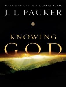 KNOWING GOD J. I. PACKER