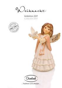 Kollektion 2017 Collection 2017