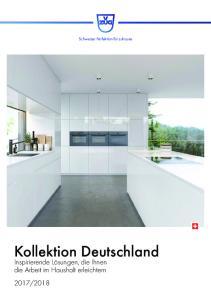 Kollektion Deutschland
