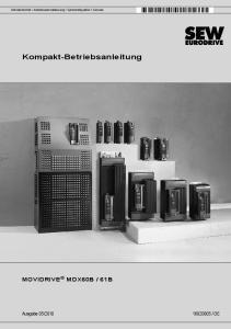 Kompakt-Betriebsanleitung