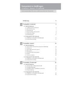 Kompetent in Geldfragen Girokonto Sparen Privatkredit