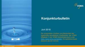 Konjunkturbulletin. Juni 2018