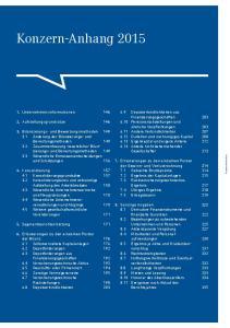 Konzern-Anhang Unternehmensinformationen 146