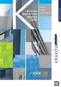 Krakow Real Estate Market 2008