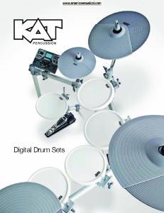 KT2. High Performance Digital Drum Set USB CONTROL MODULE