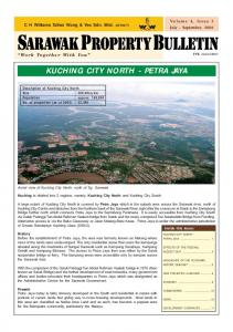 KUCHING CITY NORTH - PETRA JAYA