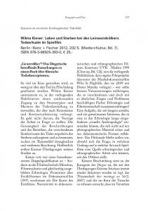 Kultur, Bd. 7), ISBN , 25,-