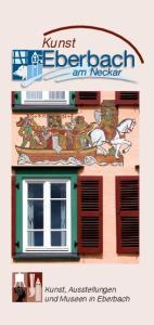 Kunst. Kunst, Ausstellungen und Museen in Eberbach