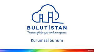 Kurumsal Sunum. 2016v1