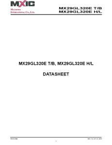 L DATASHEET