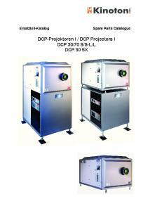 L DCP 30 SX