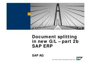 L part 2b SAP ERP SAP AG