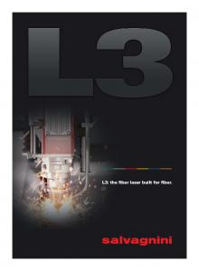 L3: the fiber laser built for fiber