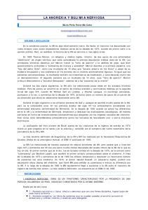 LA ANOREXIA Y BULIMIA NERVIOSA