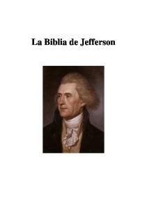La Biblia de Jefferson