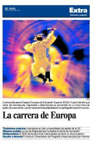 La carrera de Europa