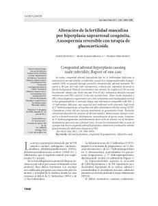 La corteza suprarrenal estimulada por ACTH