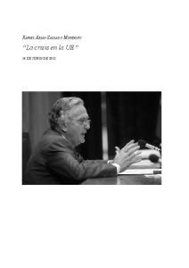 La crisis en la UE 14 DE JUNIO DE 2012