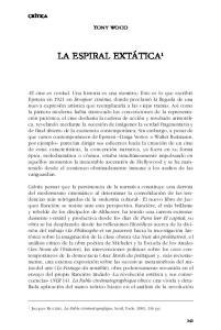 LA ESPIRAL EXTÁTICA 1