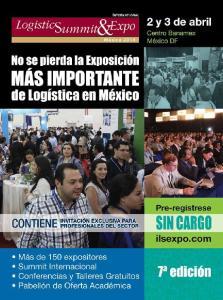 LA EXPOSICIÓN EL CONGRESO INTERNACIONAL LA CONFERENCIA MAGISTRAL LAS CONFERENCIAS GRATUITAS LOS TALLERES EXPERIENCIAS LOGÍSTICAS