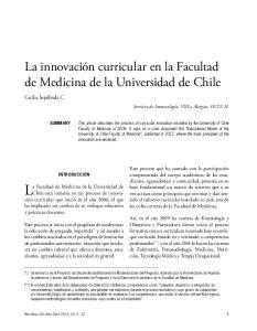 La Facultad de Medicina de la Universidad de