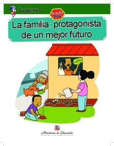 La familia: protagonista de un mejor futuro