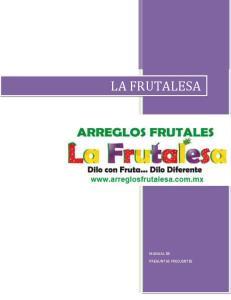 LA FRUTALESA MANUAL DE PREGUNTAS FRECUENTES