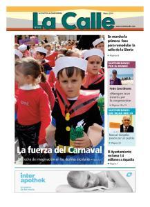 La fuerza del Carnaval