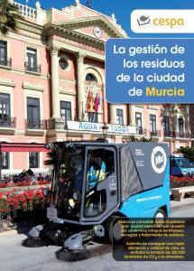 La gestión de los residuos de la ciudad de Murcia