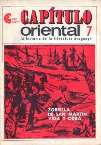 la historia de la literatura uruguaya
