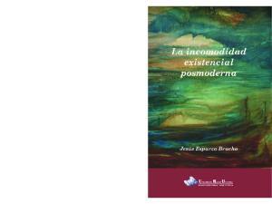 La incomodidad existencial posmoderna