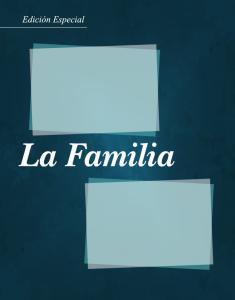 LA PASTORAL FAMILIAR A LA LUZ DEL DOCUMENTO DE APARECIDA