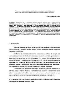 LA REGLA IURA NOVIT CURIA EN BENEFICIO DE LOS LITIGANTES