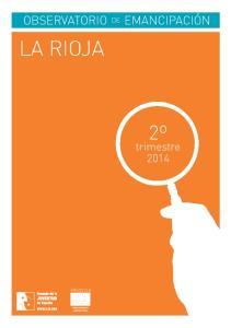 LA RIOJA. trimestre 2014 FINANCIA