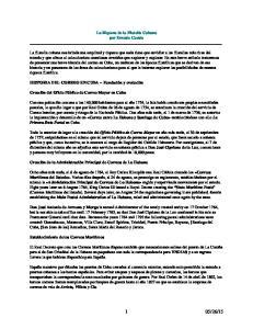 La Riqueza de la Filatelia Cubana por Ernesto Cuesta