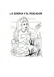 LA SIRENA Y EL PESCADOR