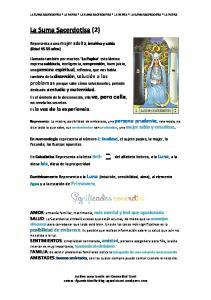 La Suma Sacerdotisa (2)