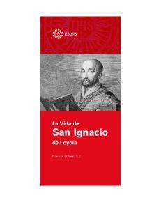 La Vida de San Ignacio