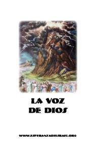 La Voz De Dios