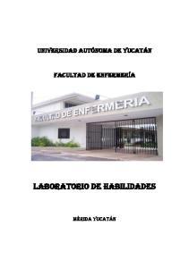 LABORATORIO DE HABILIDADES