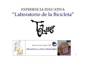 Laboratorio de la Bicicleta