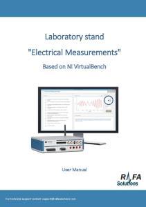 Laboratory stand