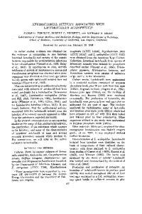 LACTOBACILLUS ACIDOPHILUS'